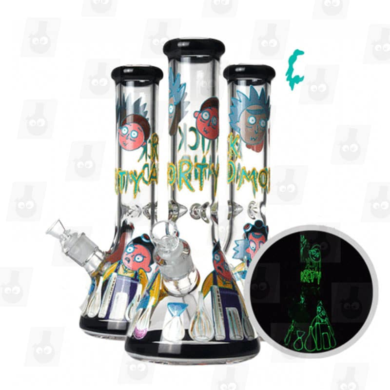 Rick and Morty Glass Collection 6 – MOD C