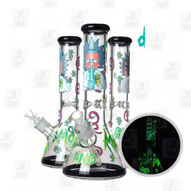 Rick and Morty Glass Collection 6 – MOD D