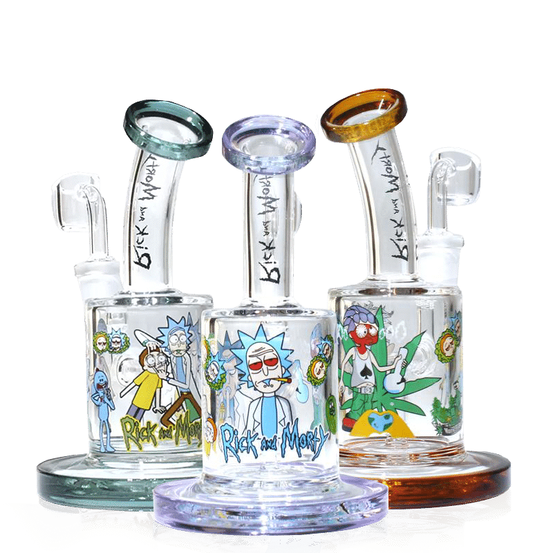 Rick and Morty Dab Rigs