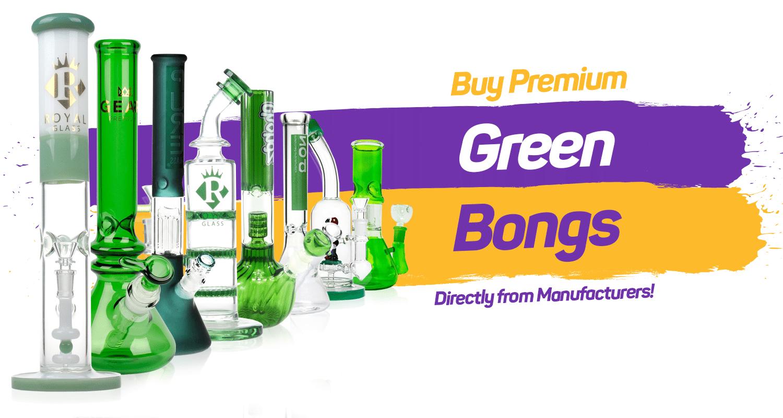 Green Bongs