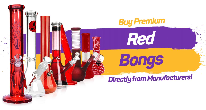 Red Bongs