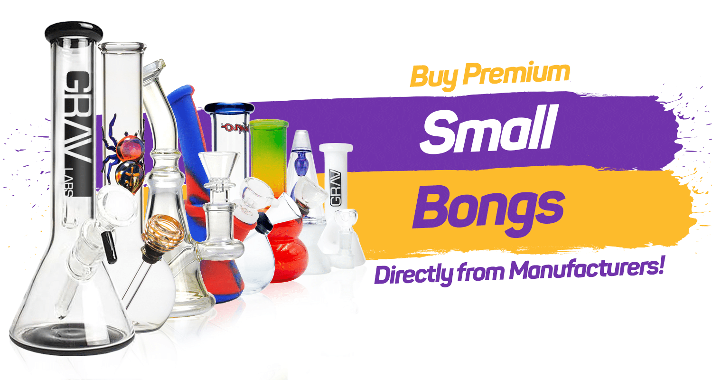 Small Mini Bongs