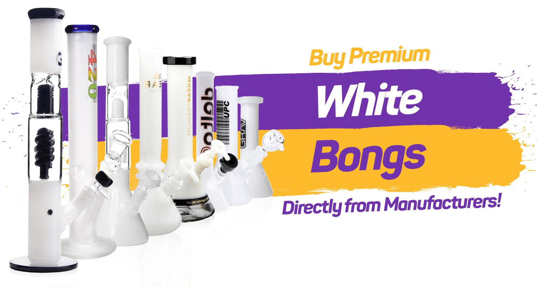 White Bongs