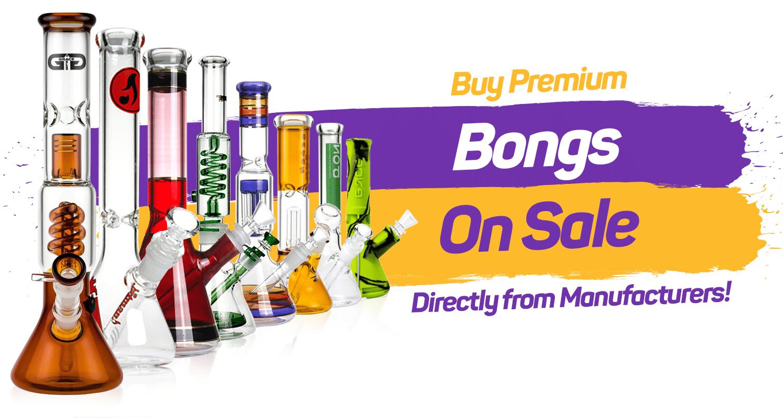 Bongs for Sale