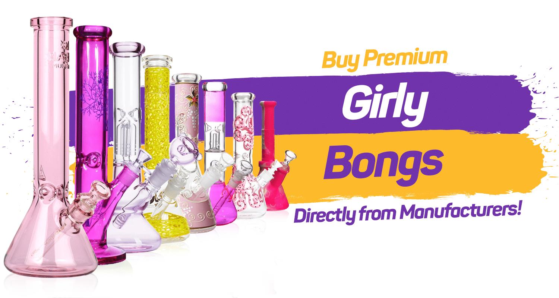 Girly Bongs