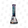 Skull Blaster 3 Colors 12.5 Inch 7mm Blasted Ice Glass Bongs_4