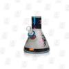 Skull Blaster 3 Colors 12.5 Inch 7mm Blasted Ice Glass Bongs_5