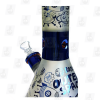 Space Dust 12.5 Inch Themed Cartoon Glass Ice Bong_SIDE3