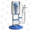 The Little Master 3 Colors 12 Inch Perc Ice Glass Bongs7