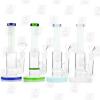Mini Rocket 4 Colors 8 Inch Percolator Glass Ice Bongs1