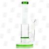 Mini Rocket 4 Colors 8 Inch Percolator Glass Ice Bongs5