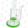 Mini Rocket 4 Colors 8 Inch Percolator Glass Ice Bongs6